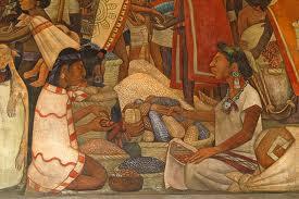 maiz in the market