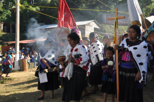 Anniversary of the Acteal massacre. Archive photo @ SIPAZ
