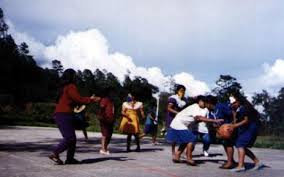Zapatista women's basketball team