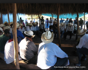 Yaqui in Sonora assert water rights