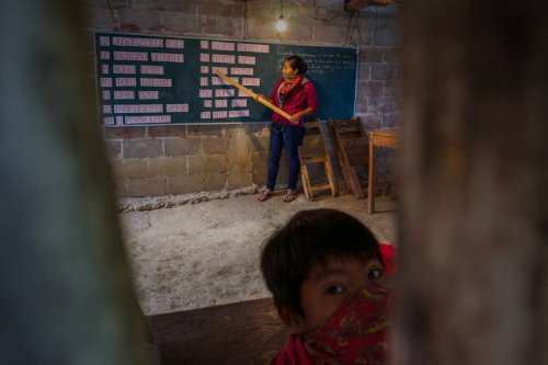 education-is-one-area-of-focus-for-the-zapatistas-reading-classes-happen-every-morning