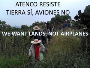 lands not airplanes