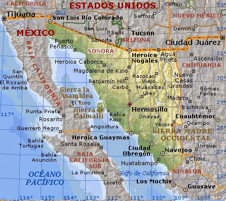baja california road map with A Few Updates On Mining Residents Affected By Toxic River Spill In Sonora Block Highways on Map Of Mexico And Costa Rica besides Sonorabaja Road Trip Day Two Puerto Penasco To Hermosillo moreover LocationPhotoDirectLink G153974 D153653 I72882102 Bahia Concepcion Mulege Baja California together with San Quintin further Sonorabaja Road Trip Day One Tijuana To Puerto Penasco.