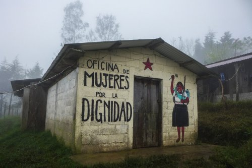 the-office-for-women-and-dignity-is-pictured-here-the-zapatista-women-have-a-strong-say-in-the-running-of-community-affairs-as-both-men-and-women-are-equal-according-zapatista-doctrine-women-hold-many-positions-of-leader