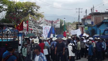 Pilgrimage of the Believing People, Simojovel, March2015 (@SIPAZ)