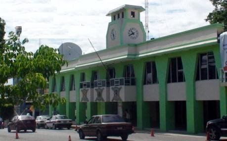 Palenque City Hall @ Revista Poderes