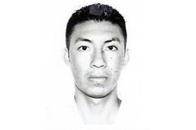 Jhosivani Guerrero de la Cruz Photo: ayotzinapasomostodos.com [WeAreAllAyotzinapa]