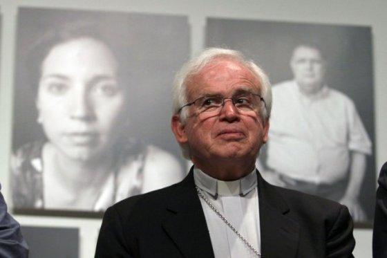 Raúl Vera López, Bishop of Saltillo  Raúl Vera López, Bishop of Saltillo Photo: Víctor Hugo Valdivia