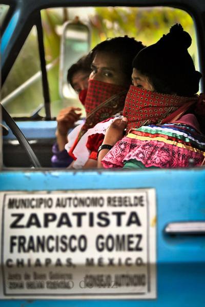 Female mexican guerilla warfare